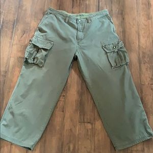 Size 40 North Face A5 series cargo pants olive